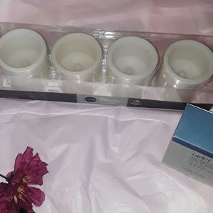 [NWOT] Living Colors Flameless Candles